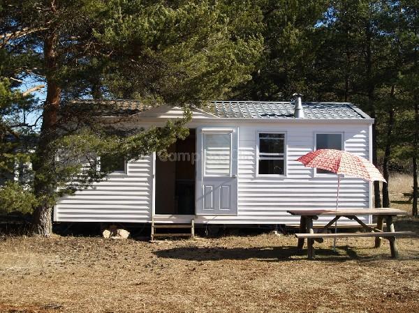 Campsite Domaine de Pradines