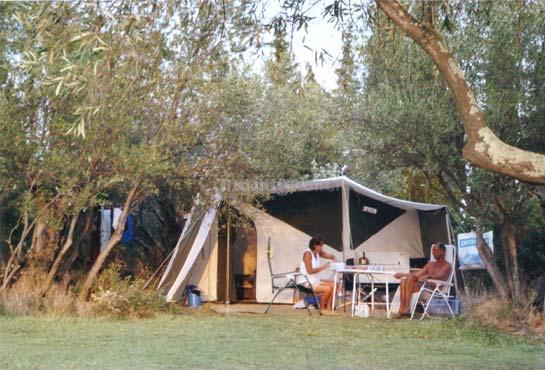 Campsite Domaine De Clairac