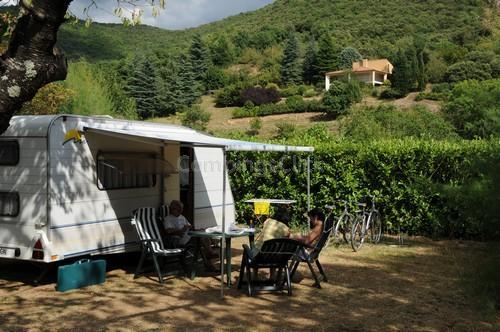 Campsite Municipal Les Cerisiers du Jaur