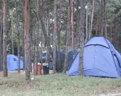 Campsite Ciudad De León
