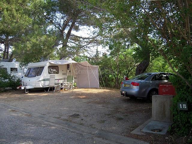 Campsite La Pinède