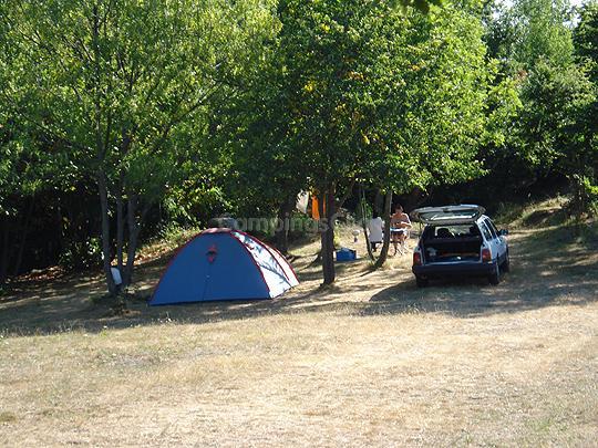 Campsite Le Cortsavi