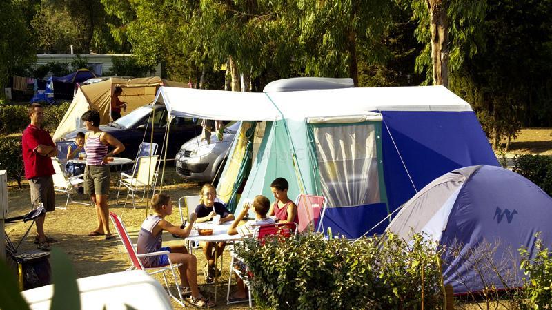 Campsite Le Floride Et L'embouchure