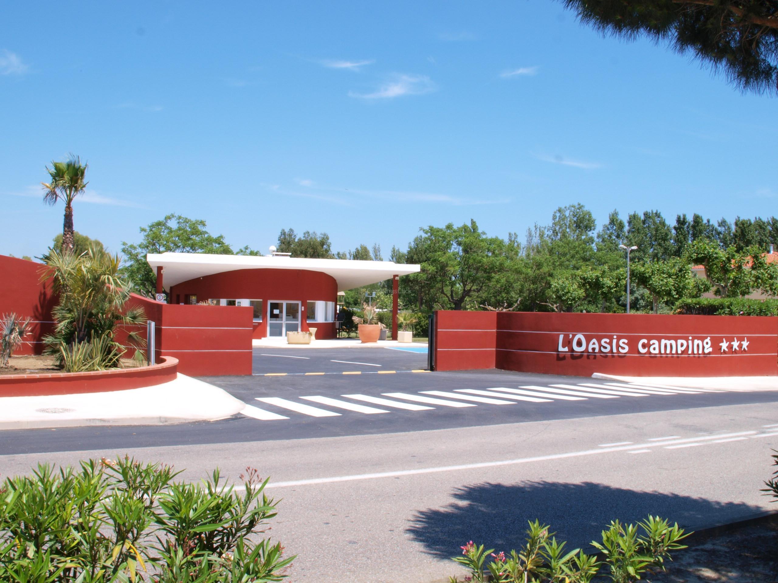 Le Campsite-club L'oasis