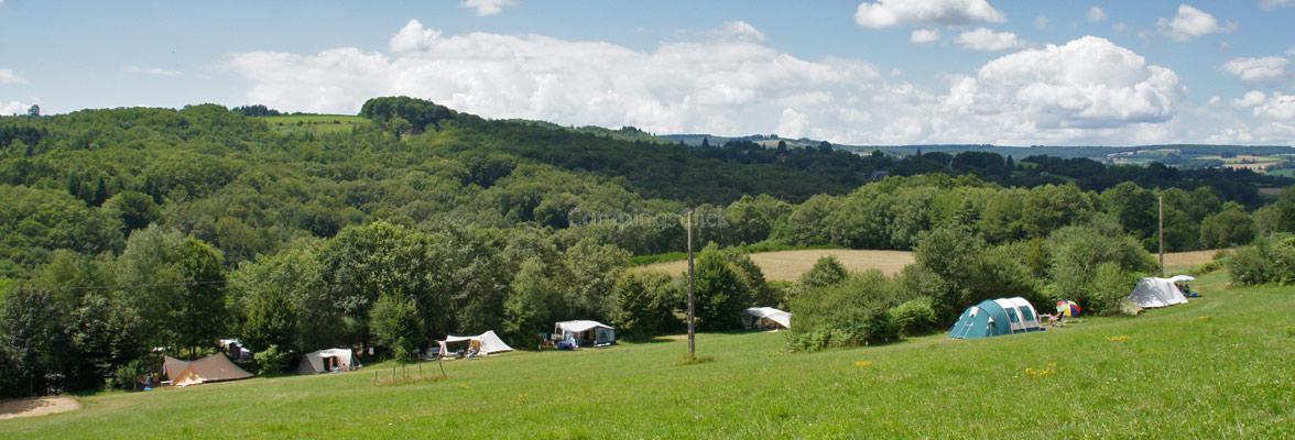 Campsite Naturiste Les Saules
