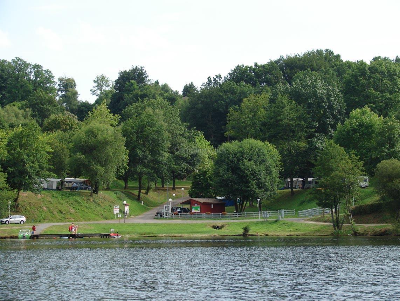 Campsite municipal du lac St Hélène