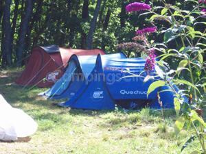 Naturisten Campsite Lous Suais