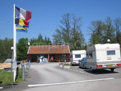 Campsite Porte des Vosges