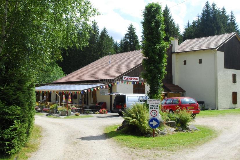Campsite aire naturelle du Champ de Roches