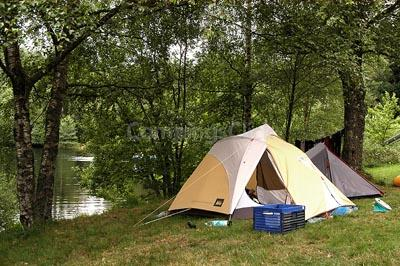 Campsite Gadémont Plage