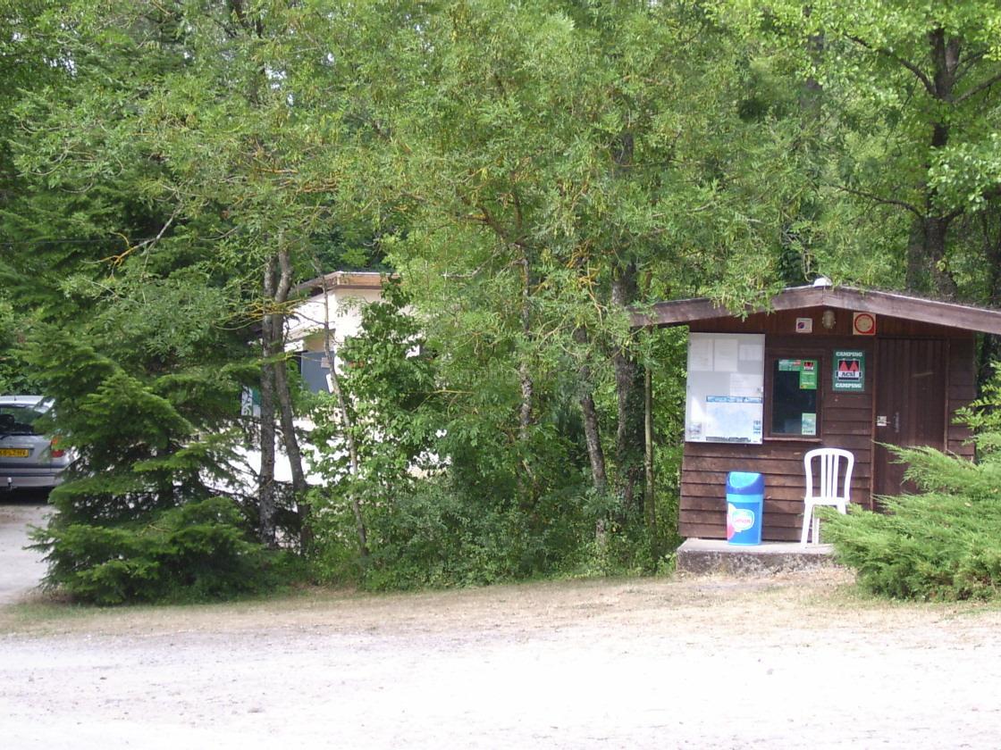 Campsite Des Hierottes