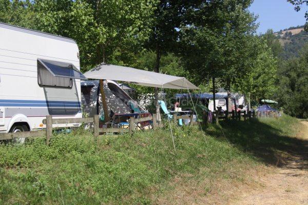 Campsite La Plaine