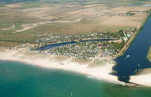Campsite Laguna