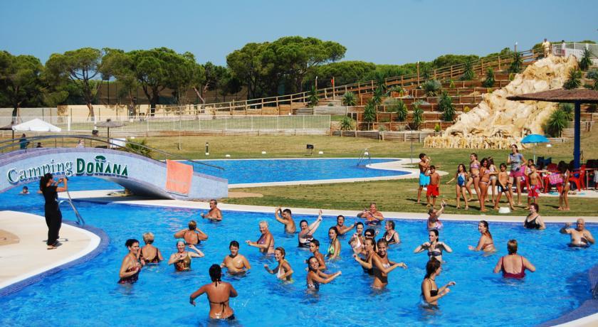 Campsite Doñana Playa