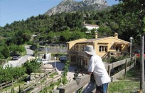 Campsite Vall de Laguar