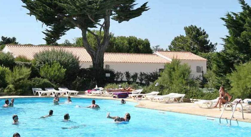 Campsite-park Le Suroit